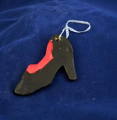 high heels ornament