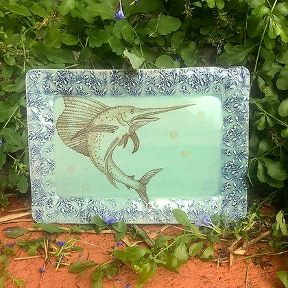 jumping sailfish tray