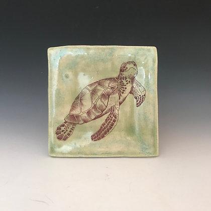 happy turtle tapa