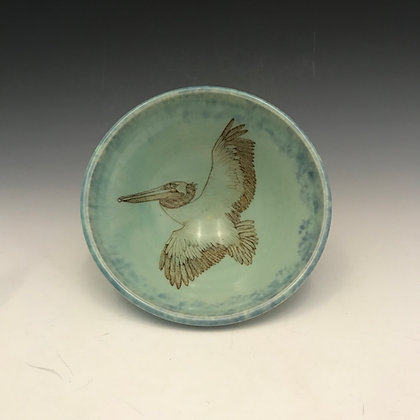 flying pelican bowl