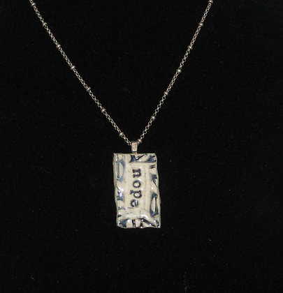 Nope necklace #5
