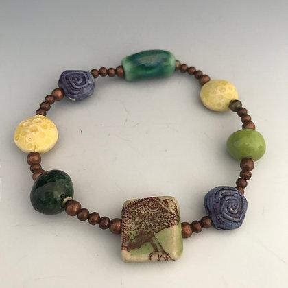 lizard stretch bracelet