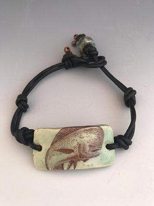 jumping dolphin bracelet