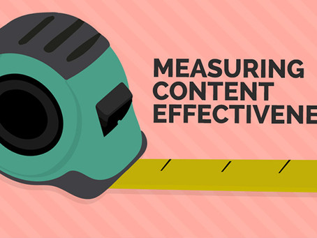Measuring Content Effectiveness