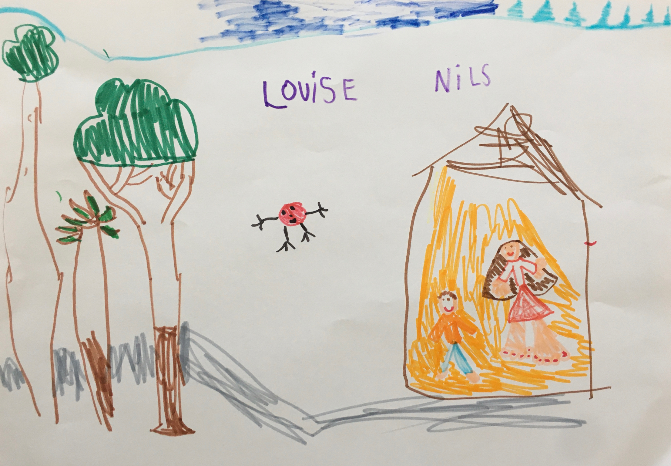 Age 5, Switzerland