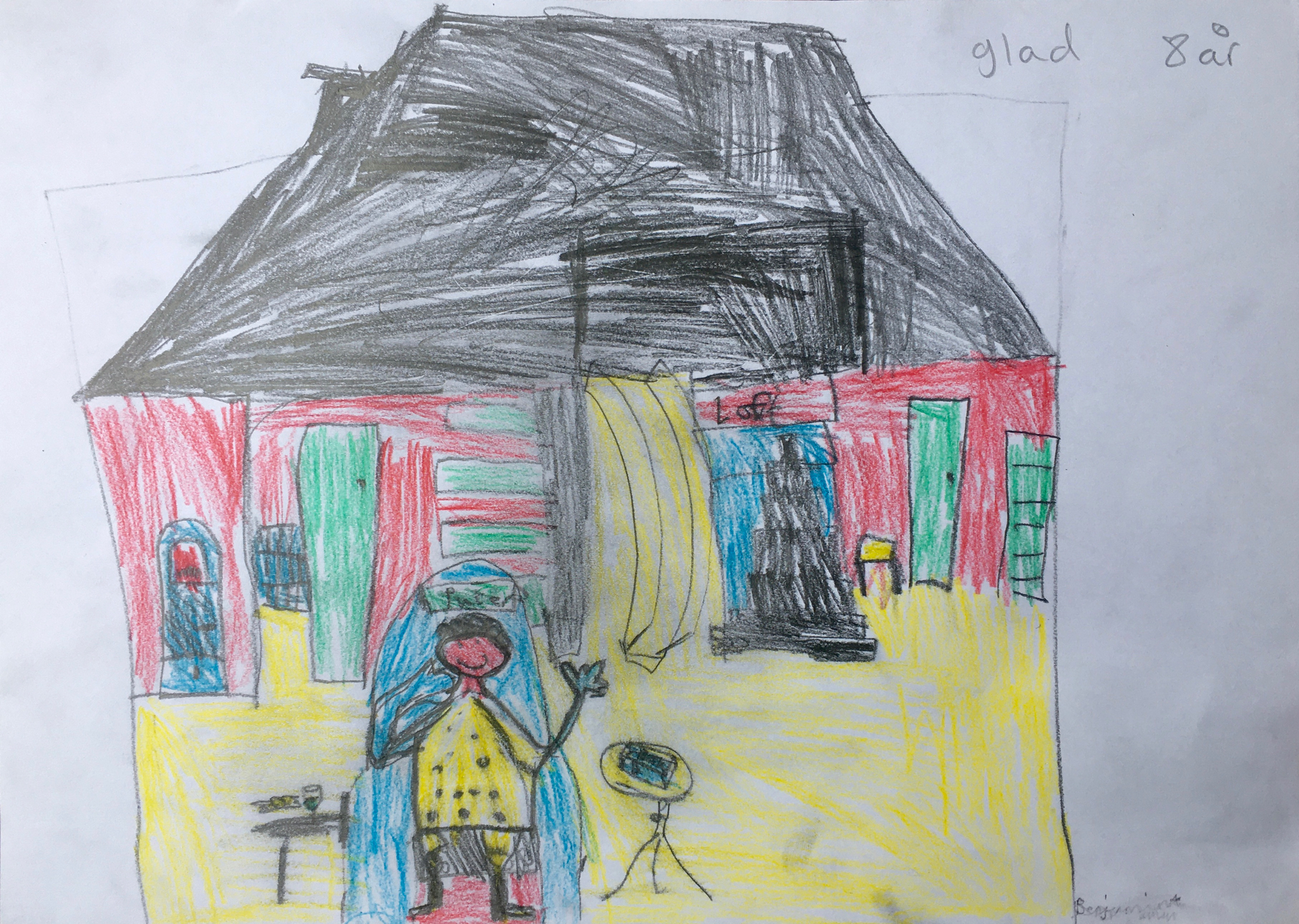 Age 8, Norway