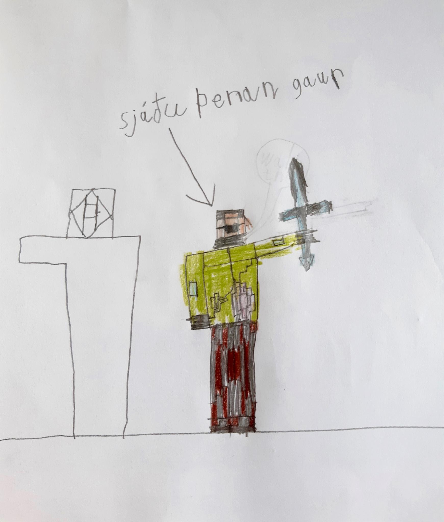Age 9, Iceland