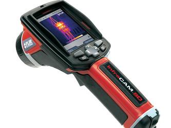 Novi uređaj za termografsko snimanje - FLIR InfraCAM