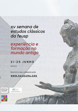XV Semana de Estudos Clássicos da FEUSP