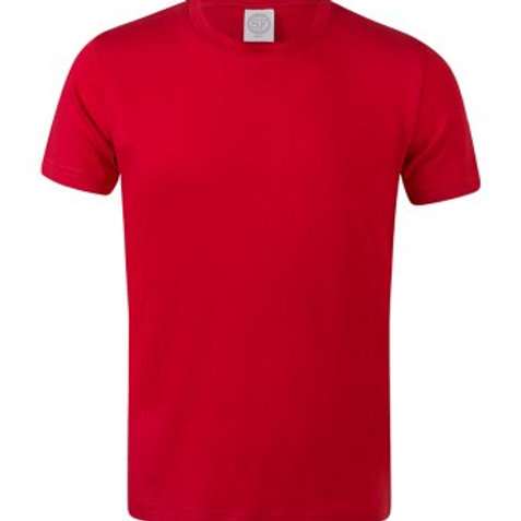 Longhorsley Red PE T-shirt