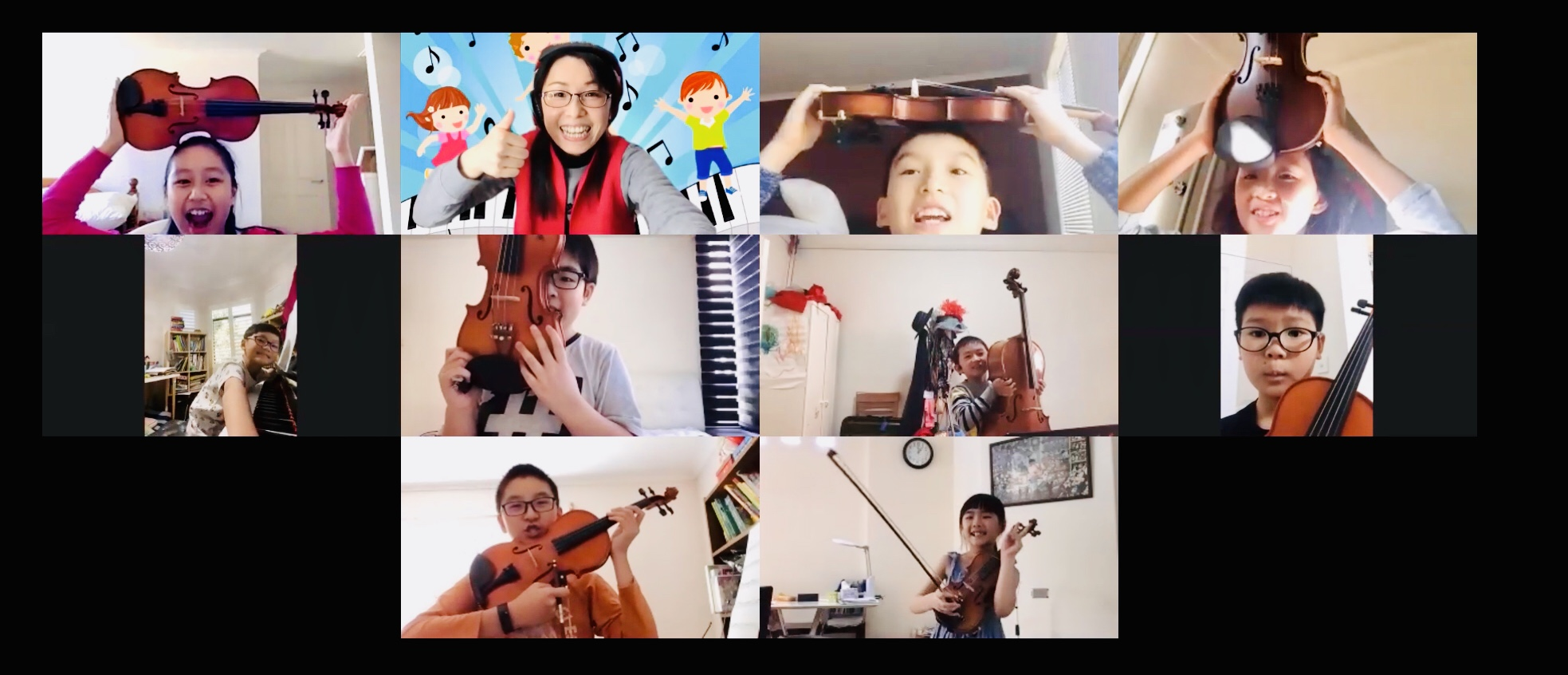FUN Live Online Group Lesson is Available