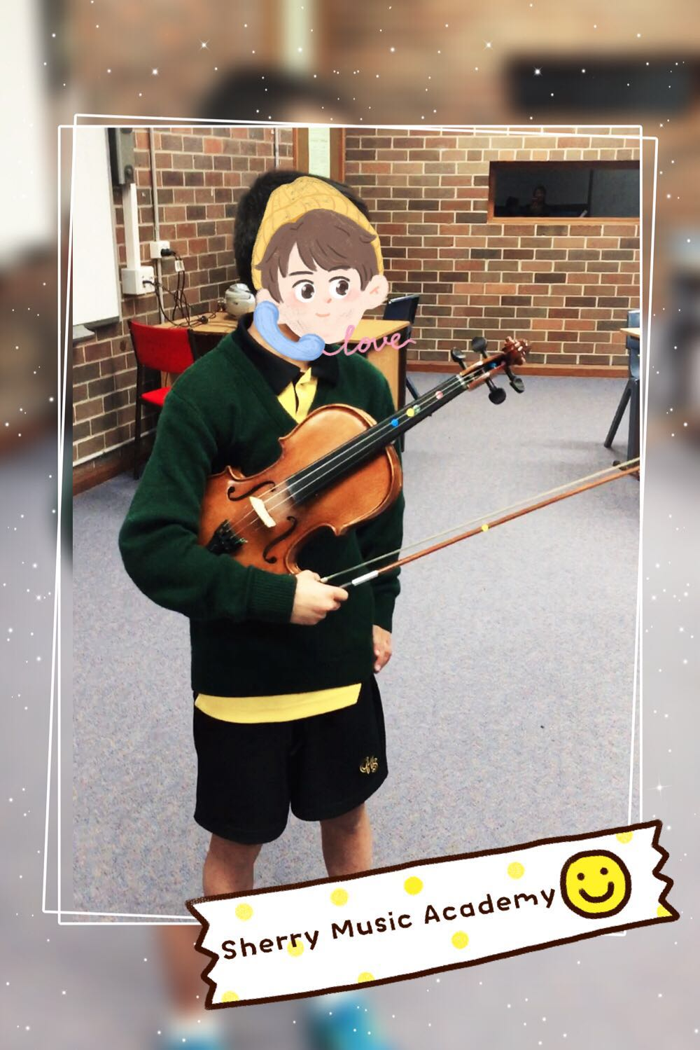 Smart Yr 7 Student