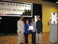 Receives 5 StarAward