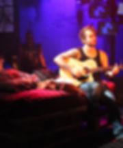 Brian Robertson as Johnny - Love song -