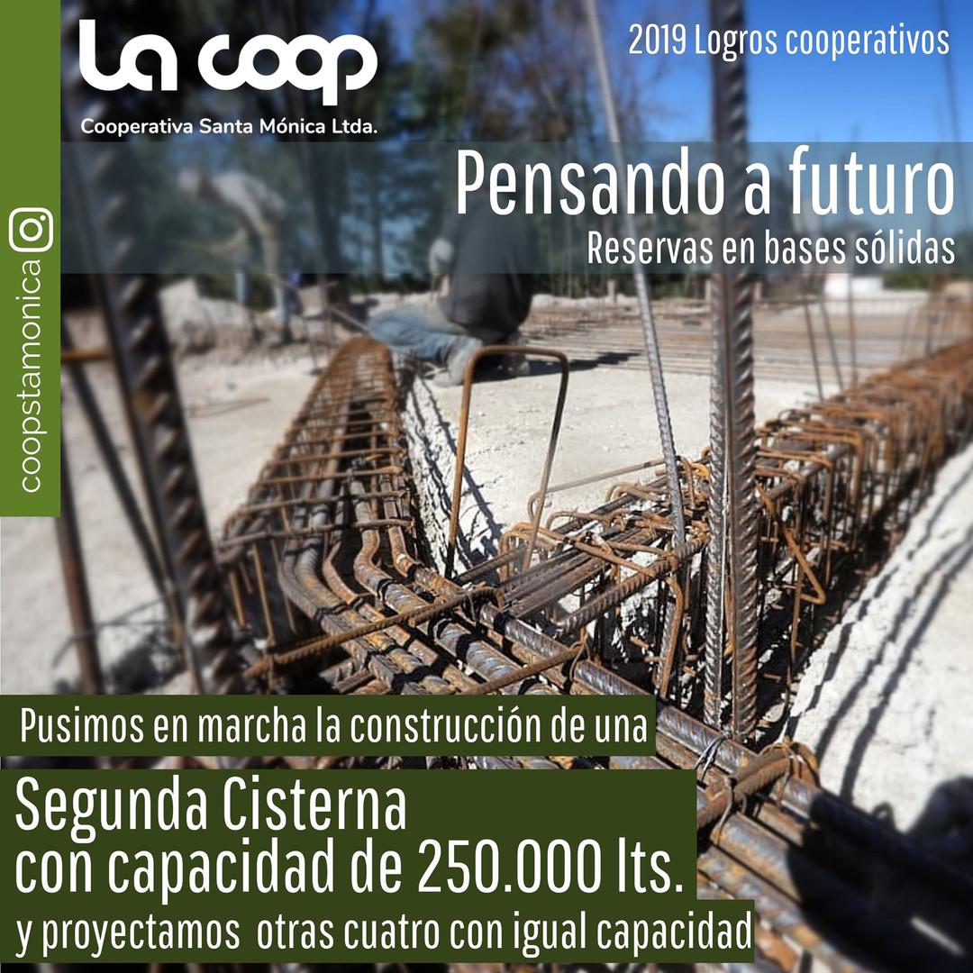 Logros cooperativos 2019