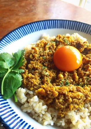 Homemade Keema Curry