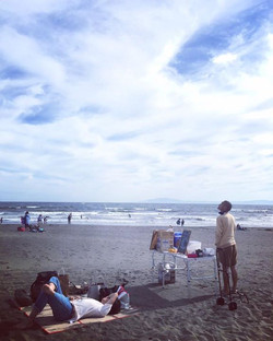 空と海と珈琲