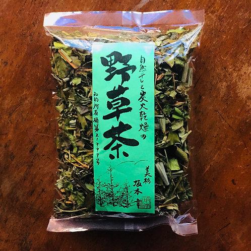 幸さんの野草茶