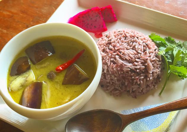 Organic Green Curry