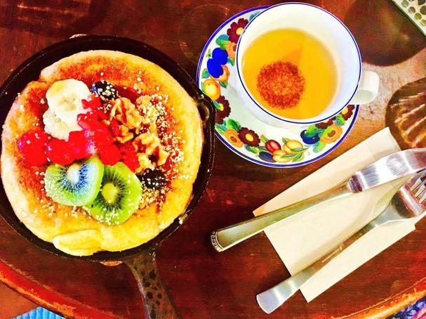 Lampilica's  Whole Wheat Pancake