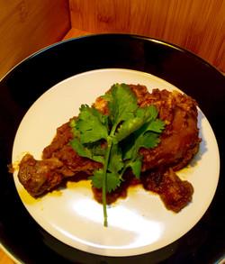 8. 肉料理