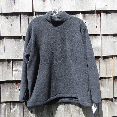 Sweater Mock Turtleneck (200 weight)