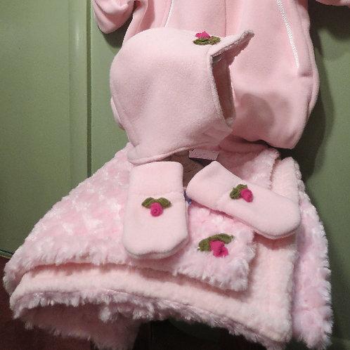 Baby Bomber Hat