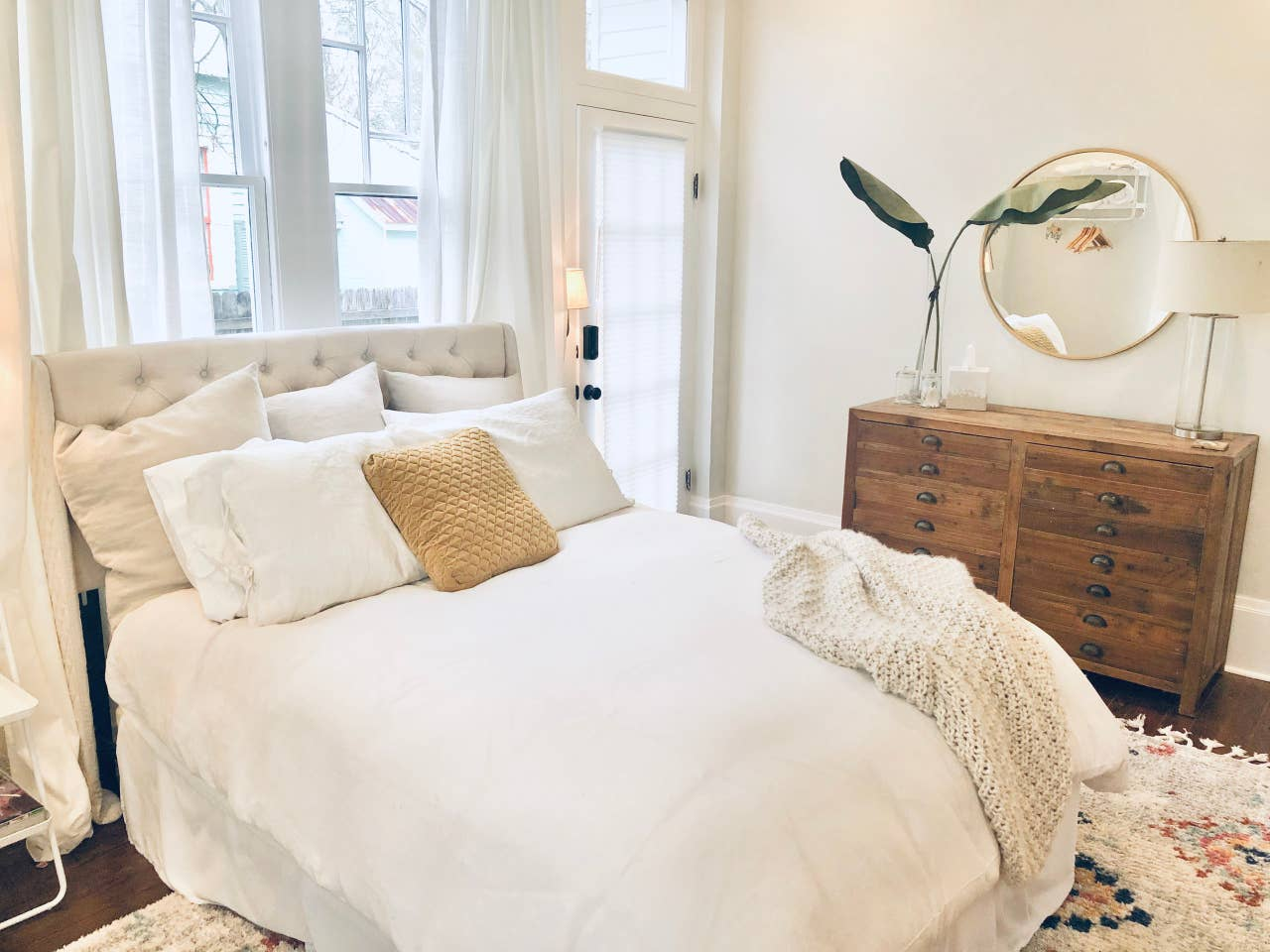 Pearl Bed