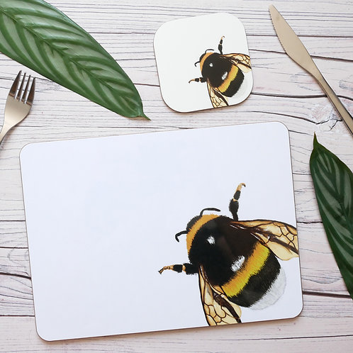 Bumblebee Table Place Mats