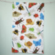 Insect tea towel hanging.jpg