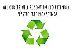 Plastic free shipping