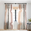 Thumbnail: Mid Century Line Art VII-Sheer Curtain