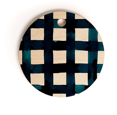 Bold Grid Plaid Navy