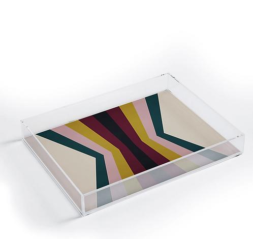 Retro Stripes Reflection III