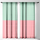 Thumbnail: Color Block Lines VI-Sheer Curtain