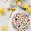 Thumbnail: Splash Drops Painting Cutting Board