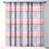 Thumbnail: Minimal Stripe Pink-Sheer Curtain