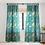 Thumbnail: Sunflower Silhouettes-Sheer Curtain