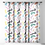 Thumbnail: Abstract Memphis Shapes-Sheer Curtain