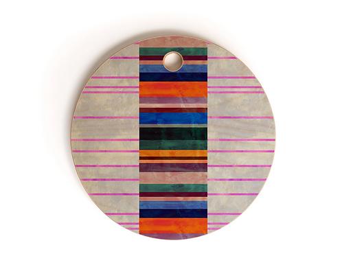 Merri Stripe 1A Cutting Board