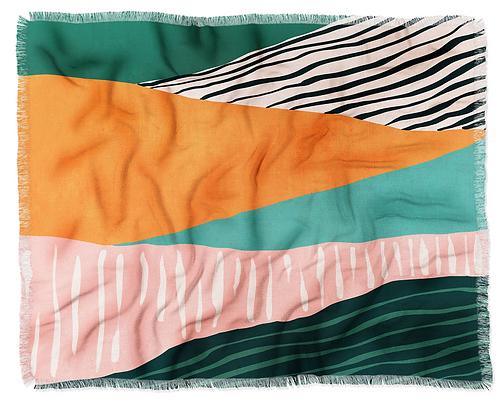 Modern Irregular Stripes 02