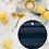 Thumbnail: Little Textured Dots Navy