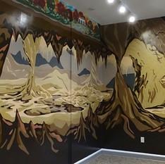 Dunbar Cave, 2018