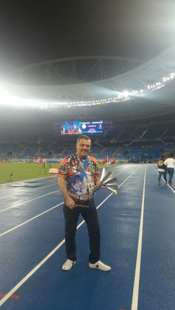 Engenhão - Jogos Olímpicos Rio 2016