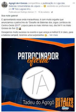 Patrocínio Jojuco - MS