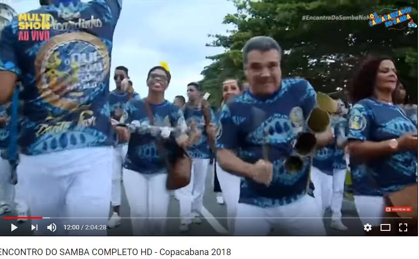 Carnaval 2018 Copacabana (Multishow)