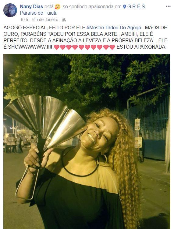 Nany Dias - RJ