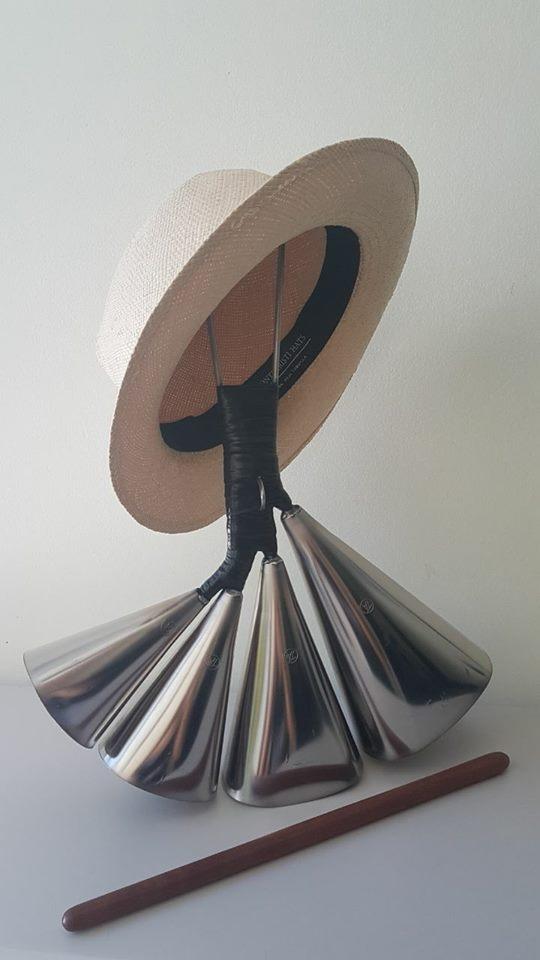 Chapéu Panamá & Agogo