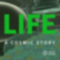life: a cosmic story