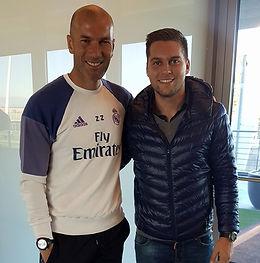 Zinedine Zidane, Marco Francescoli